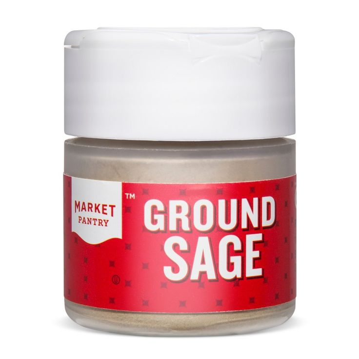 Ground Sage - .6oz - Market Pantry