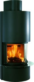 Scan A/S brændeovne, indsatse, wood burning stoves, inserts, Kaminöfen, Einsätze