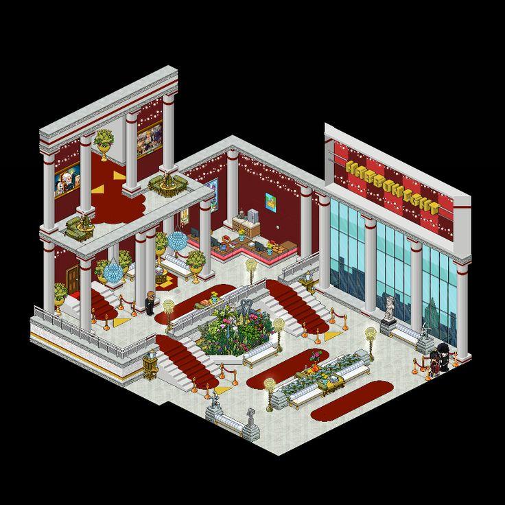 Game Boy Rooms Pixelart