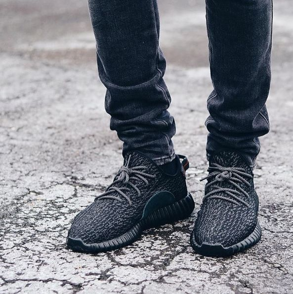 #ksubi   #yeezy #boost #350 #pirateblack