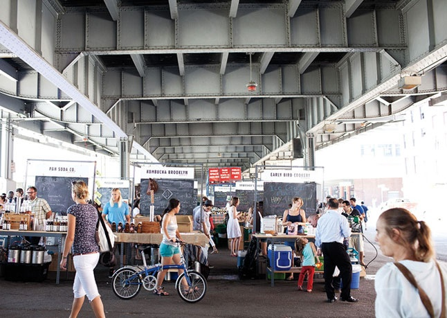 New Amsterdam Market NYC