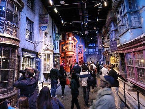 Dri Everywhere » Arquivos » Harry Potter Tour – Estudio Warner Bros em Londres!
