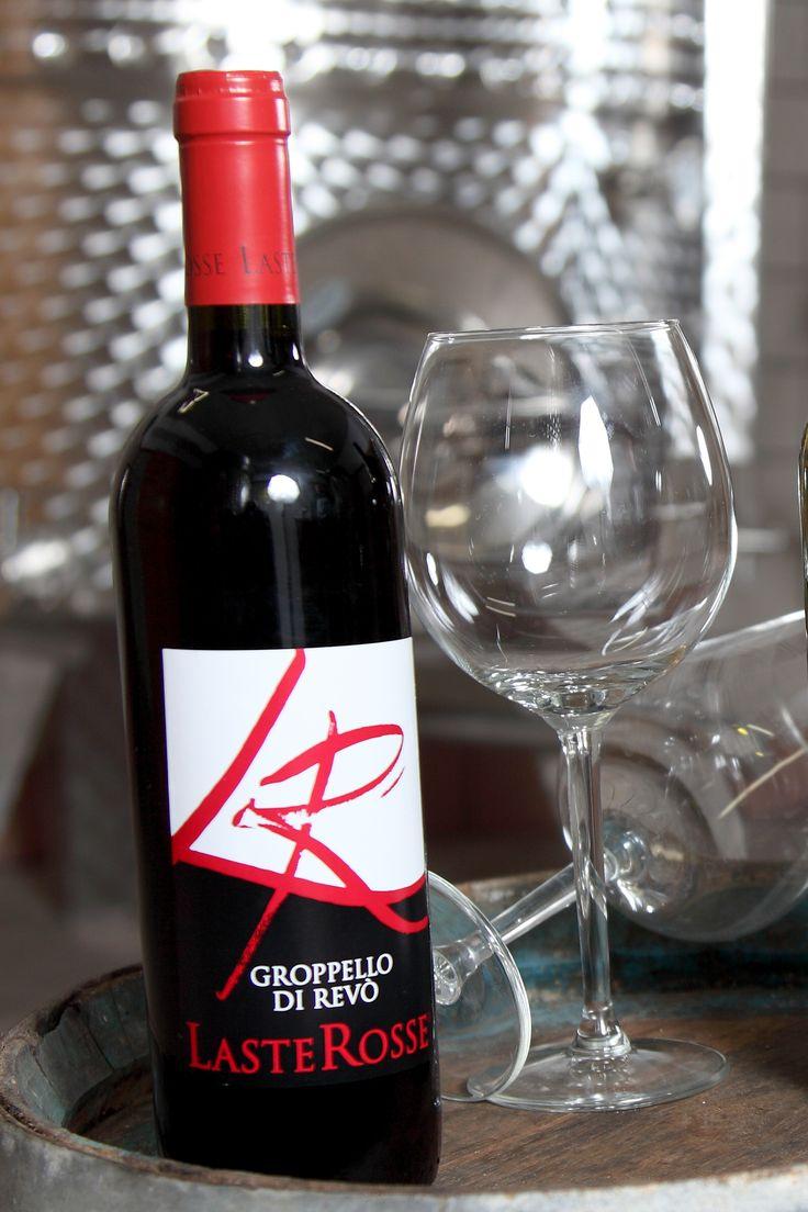 Groppello di Revò. Il primo vino della nostra Cantina.
