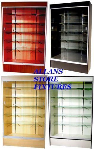 Item Wc4 Wallcase Tower Case Showcase Glass Display Case
