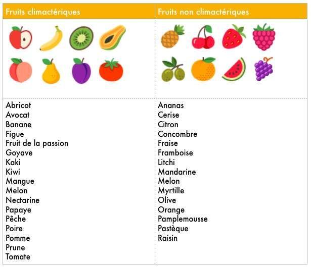 Pourquoi Certains Fruits Murissent Et D Autres Pas Fruits Fruit Goyave
