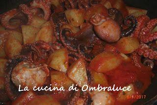 http://cucinaombraluce.blogspot.de/2017/01/polipetti-al-sugo-con-patate.html