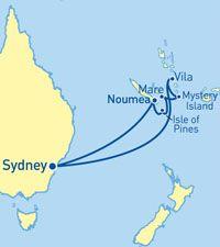 Carnival Legend  Cruise - Ozcruising