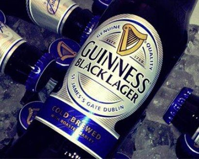 Beer Review: Guinness Black Lager