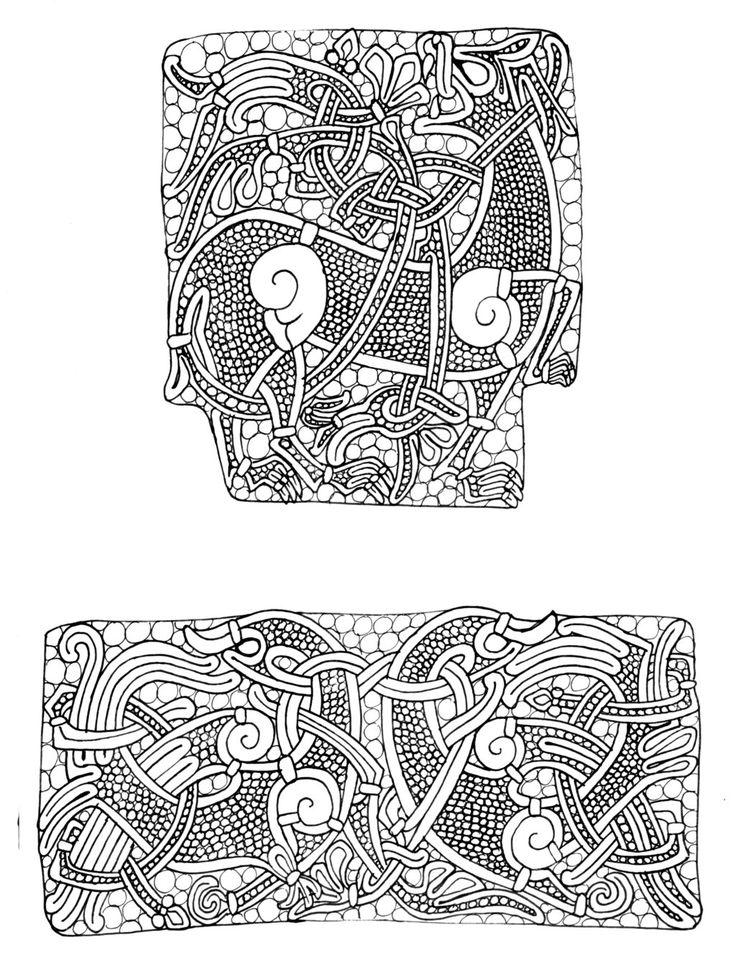 255 best viking decoration patterns images on pinterest. Black Bedroom Furniture Sets. Home Design Ideas