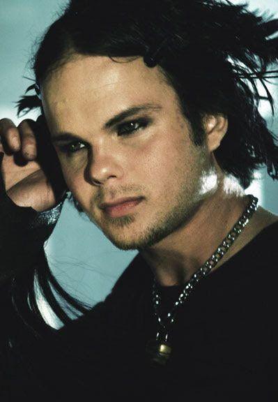 Lauri Ylonen former lead singer from The Rasmus, now solo artist 'Lauri'.