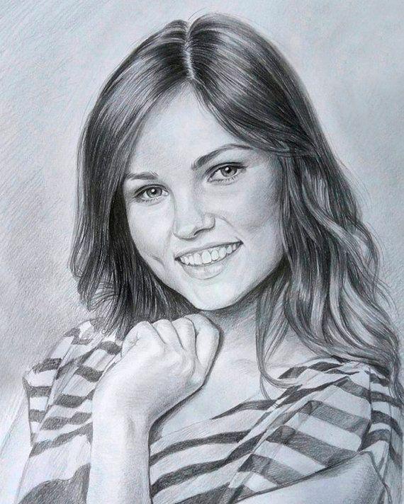 Портрет. Портрет карандашом. Карандашом портреты, рисунки на заказ портреты карандашом портрет художника, портрет девушки