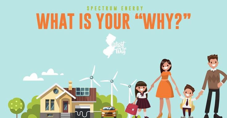 "We are always asking our new customers what their ""why"" is for going solar. Whether it be the savings the environment not having to rely on the electric company to control them or many of the other reasons. So we ask you what is going to be your ""why""? ___________________________________________________________ #lighttheway #bethechange #spectrumenergy #solar #njsolar #solarnj #solarsystem #solarelectric #solarpanels #sunpower #power #clean #cleanenergy #renewableenergy #greenenergy…"