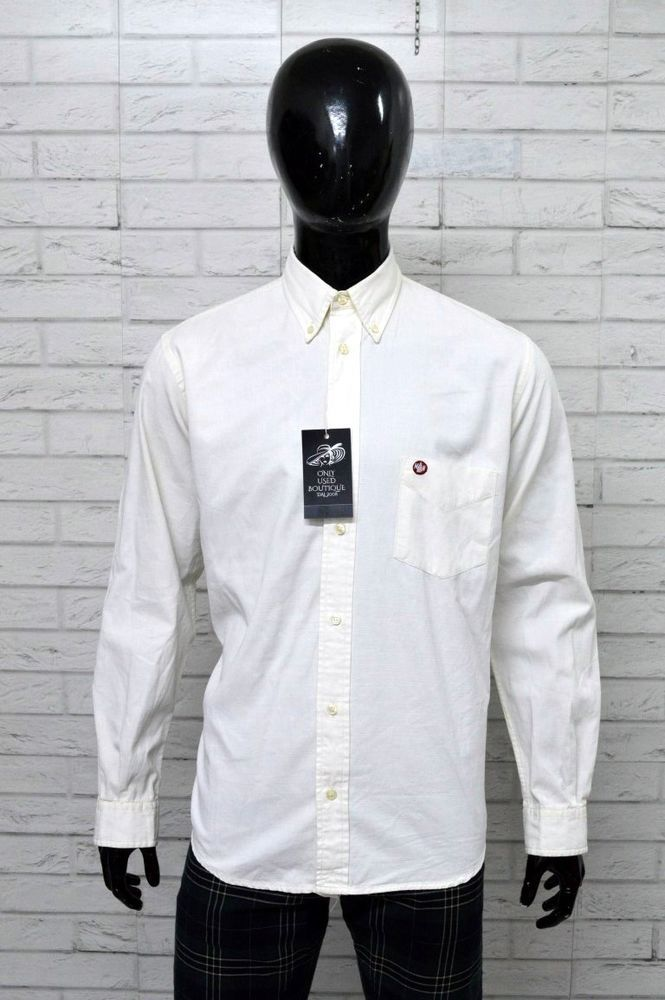 timeless design c17d0 69fd3 Camicia MURPHY & NYE Uomo Taglia Size XL Shirt Man Maglia ...