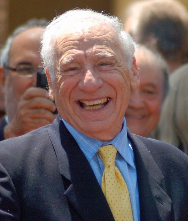 MEL BROOKS Oscar The Producers, 1968 Emmy:  The Sid Caesar, Imogene Coca, Carl Reiner, Howard Morris Special, 1967; Mad About You, 1997, 1998 & 1999 Grammy: 1998; Recording 'The Producers': A Musical Romp with Mel Brooks, 2002; The Producers, 2002 Tony Awards: (3) The Producers, 2001