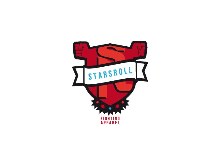 StarsRoll - Fighting Apparel