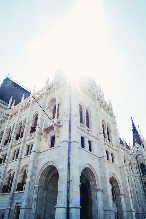 UK travel, fashion and lifestyle blog by Lily Kate France. What to do with 3 days in Budapest; European city break; things to see in Budapest, Hungary