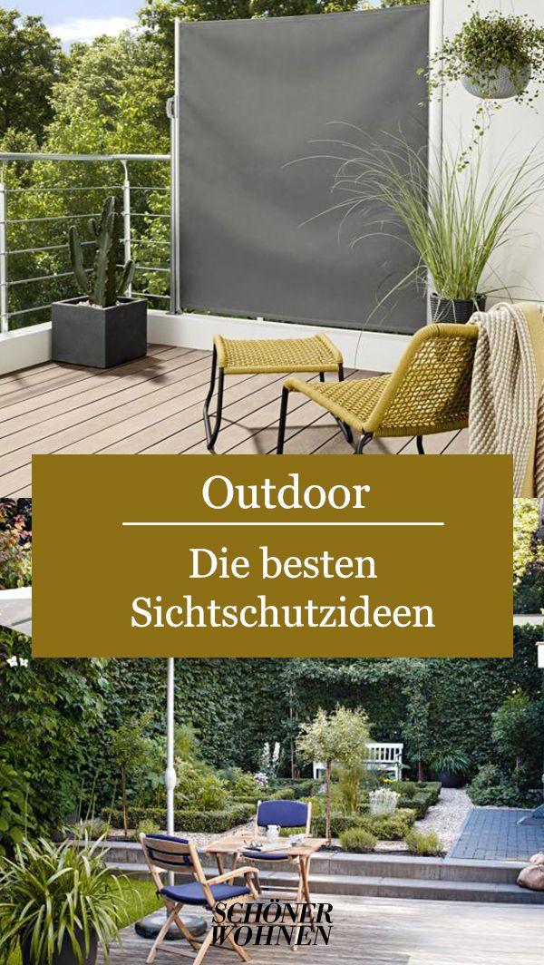 Wie Ein Rollo Seitenmarkise Von Tchibo Bild 8 Windschutz Terrasse Terrassensichtschutz Balkon Design