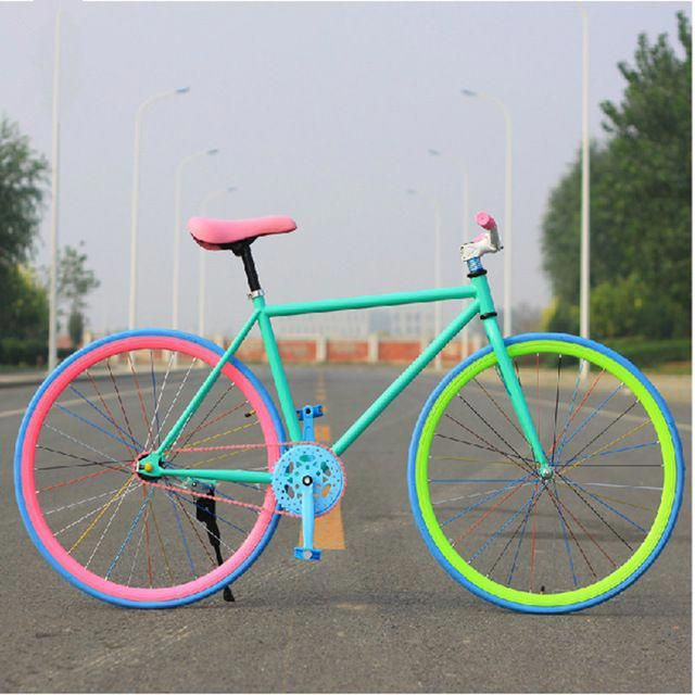 Types Of Bikes With Images Paint Bike Fixed Gear Bike Fixed Gear