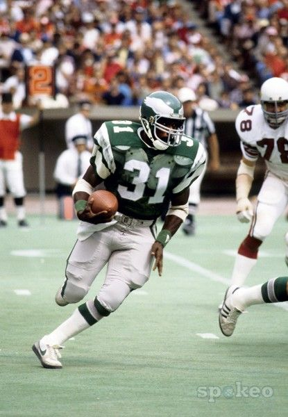 Philadelphia Eagles Wilbert Montgomery - Great Player Thank you Wilbert! Those were the days. #Eagles