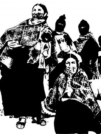 Mujeres Zapatistas, DignidadRebelde.com
