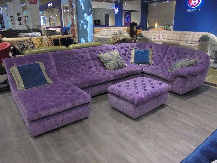 Миднайт модульный - угловой диван от Selecta. Цена 784092 руб.