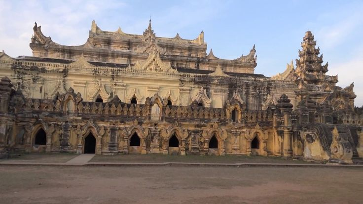 travel to Myanmar(Burma)| allmost temple with poeple's traditional