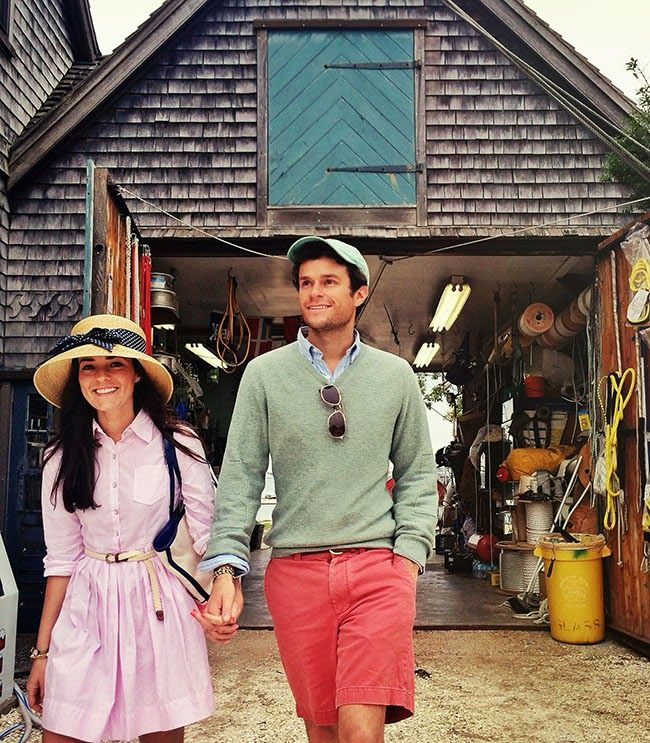 Classy Girls Wear Pearls: Nantucket Day Trip