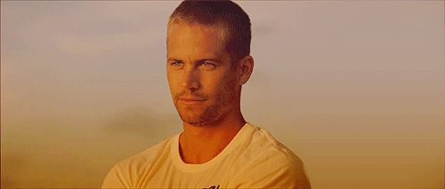 Paul Walker's new movie Brick Mansions keeps tagging him on Twitter like he's alive.