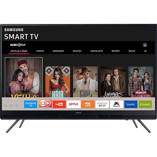 "Smart TV LED 49"" Samsung UN49K5300AGXZD Full HD Com"