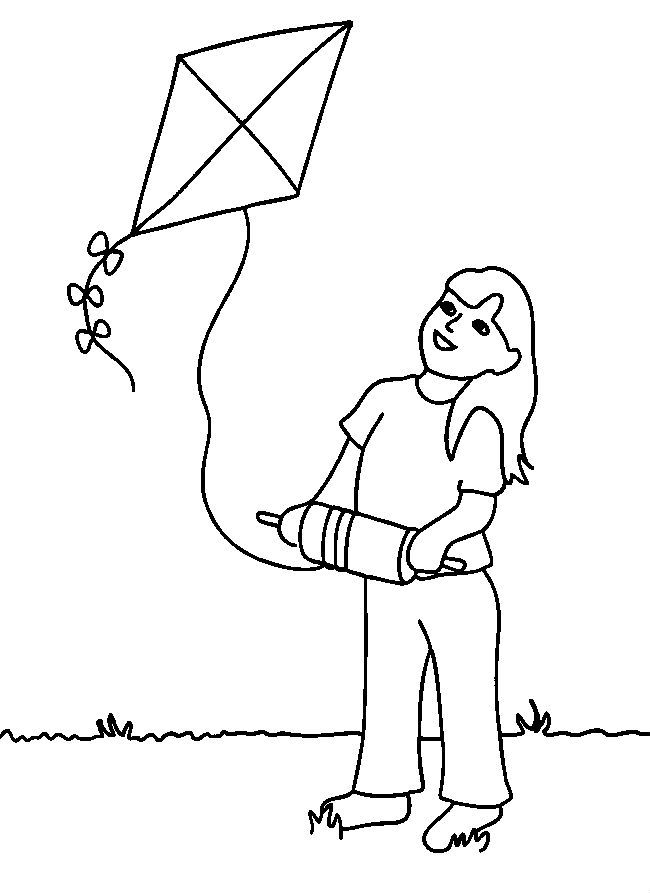 34 best Kites images on Pinterest Kites Coloring and Coloring pages