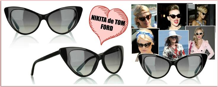 Adoramos el modelo NIKITA !!
