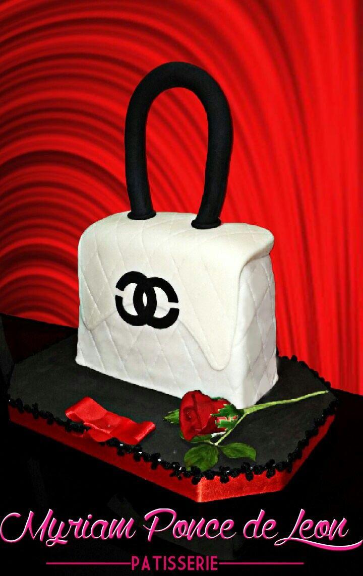 Cake cartera Chanel