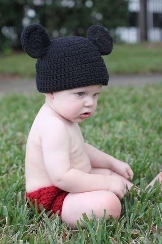 Noah's Mickey Mouse Birthday Party - Photo for Invitation