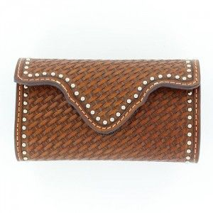 Nocona Basketweave Iphone/PDA Case, just one of the great products from our large selection here at HorseLoverZ. Nocona Cell Phone Case. Never hide that western