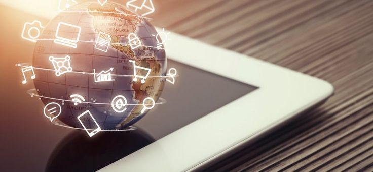 Intelligent hub app icon information