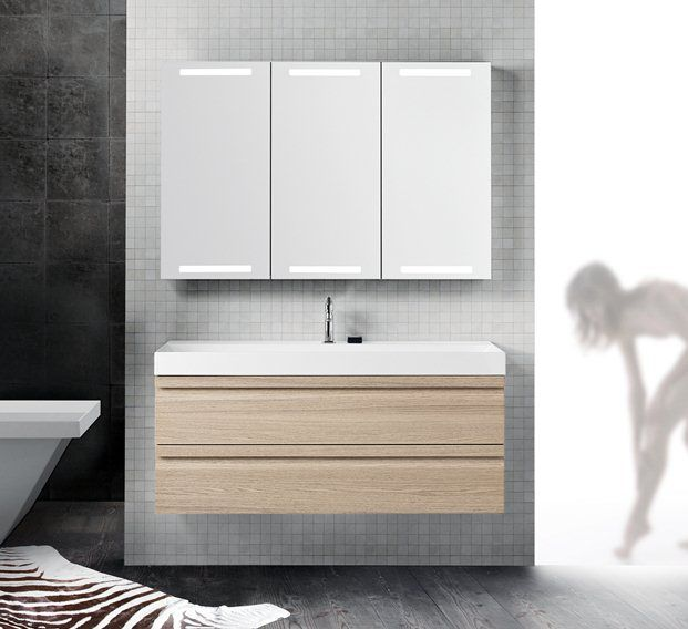 Dansani Zara in Driftwood with Menuet Basin