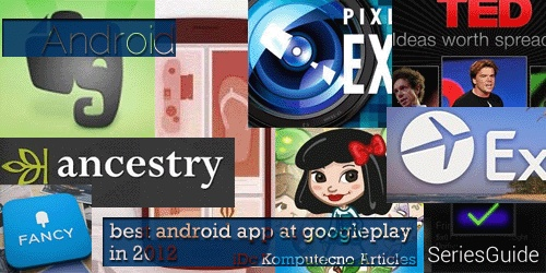 2012 Best Android App