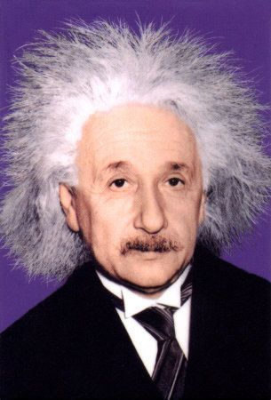 if ever asked who I would want to go back in history, and spend time with; why it is you mr. albert einstein.