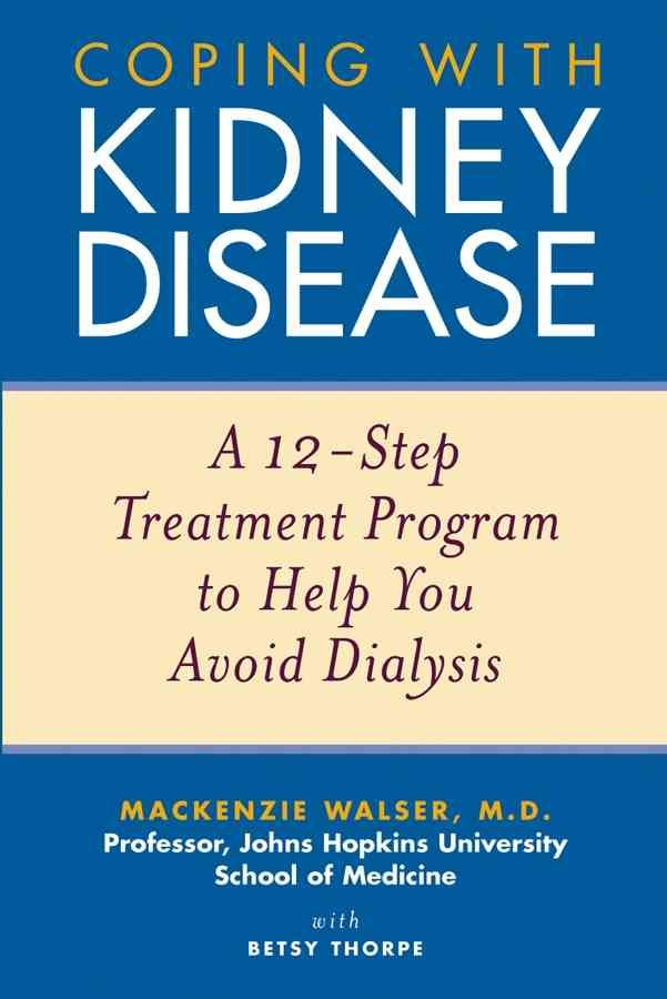 A revolutionary program that can indefinitely postpone the need for dialysis If you've been diagnosed with kidney failure, this book could save your life. If you suffer from diabetes, hypertension, ob