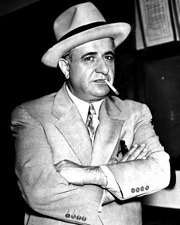 picture of albert anastasia | Albert Anastasia by Unknown Artist