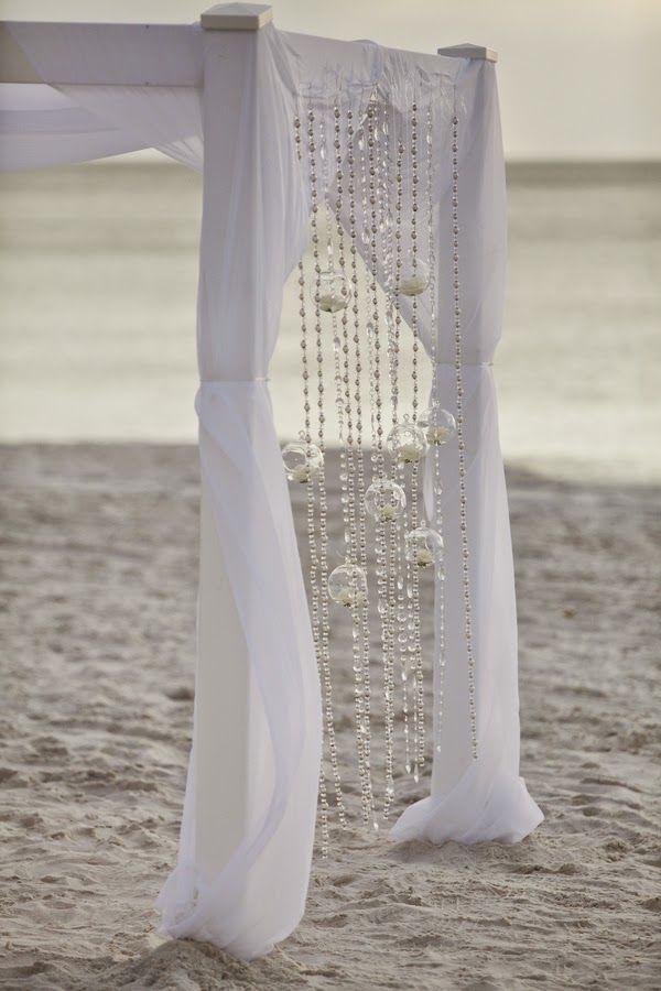 Vintage 1920 en la playa ---- Frosted Petticoat: Beachy Speakeasy