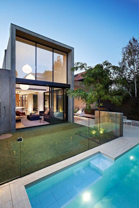 Option 2 - Flat Roof Form