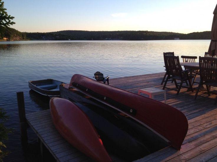 """Location du Chalet """"Chalet lac Orford"""" à Austin, Cantons-de-l'Est (Estrie) - Memphrémagog, Québec, Canada - Or-3219 - Chalet lac Orford"""
