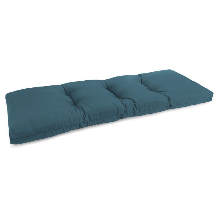 Jordan Manufacturing 16.5 x 38 in. Solid Indoor Bench Cushion - 9686PK1-2822E