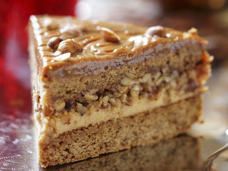 Toffee-Haselnuss-Torte - smarter - Zeit: 1 Std. 15 Min. | eatsmarter.de