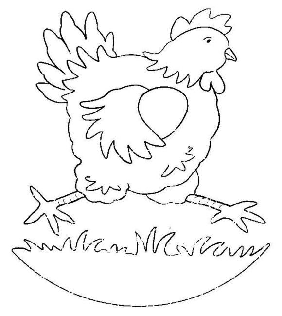 Popular Farm Animal Coloring Book