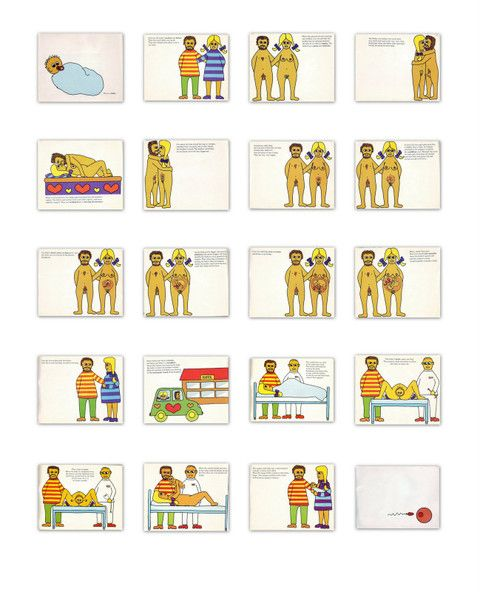 The True Story of How Babies Are Made by Per Holm Knudsen | Kids ...