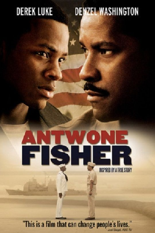 Antwone Fisher (2002) Denzel Washington played the role of Dr. Jerome Davenport.