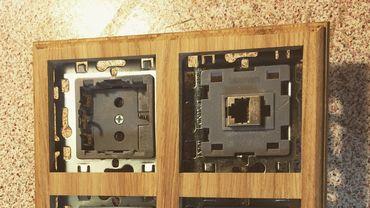 Фотографии - разное из дерева 4 поста рамка из дерева для розеток и выключателей. Возможный вариант под заказ. wood, switchers, sockets, oak