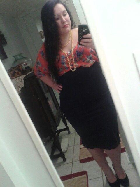 Home made skirt ♥ #thickness#curves#everySizeIsBeautiful#me#dirtymirror -.-